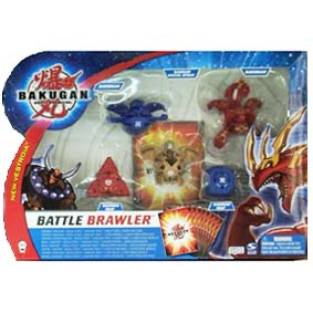 Bakugan Battle Brawler 2