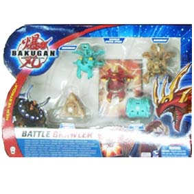 Bakugan Battle Brawler 3