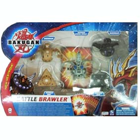 Bakugan Battle Brawler 4