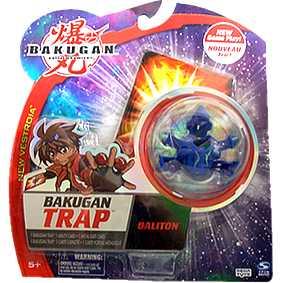 Bakugan Trap - Baliton Aquos azul