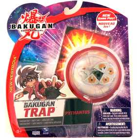 Bakugan Trap - Pythantus cinza