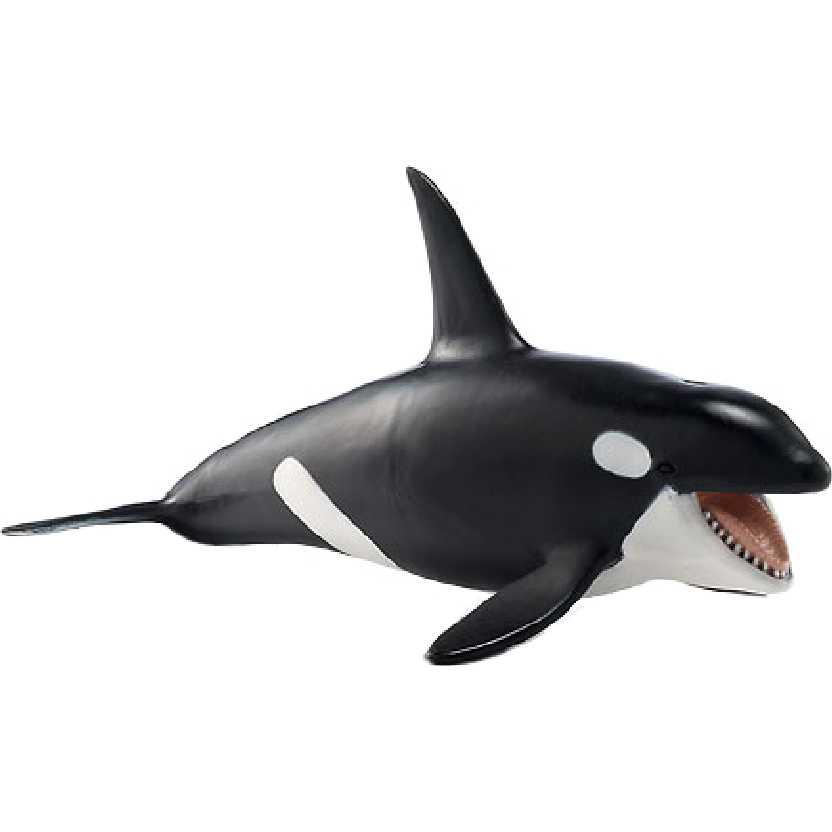 Baleia Orca 14697 marca Schleich Killer Whale