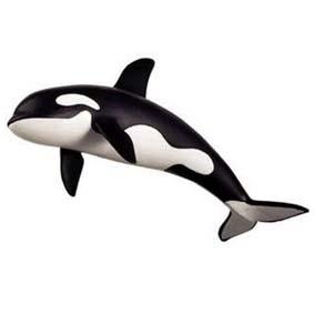 Baleia Orca 16071 (Schleich Toys 2011) Killer Whale