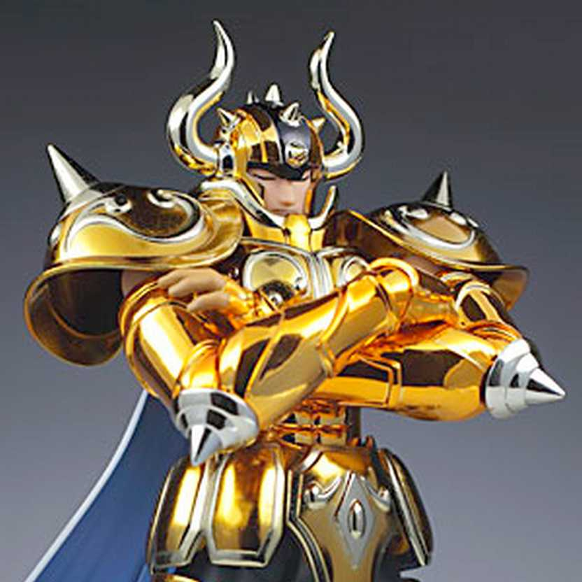 Bandai Cloth Myth EX Aldebaran de Touro (Taurus) Saint Seiya Action Figures