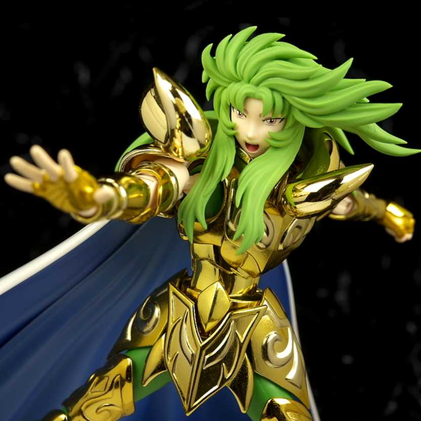 Bandai Cloth Myth EX Shion de Áries Holy War Version (Aries Sion) Saint Seiya