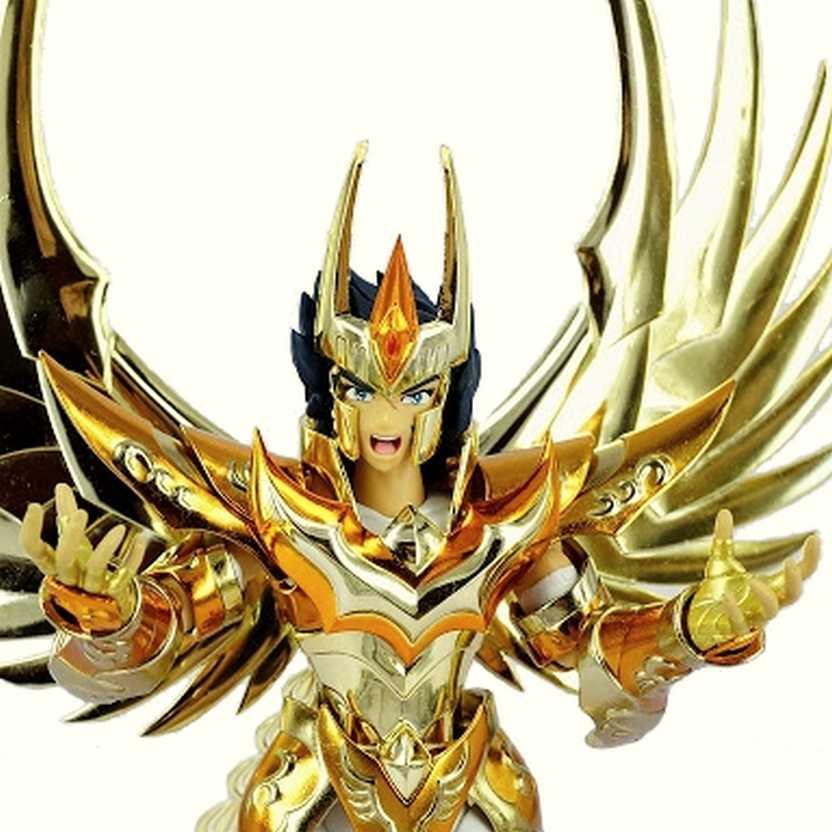 Bandai Ikki de Fênix V4 Phoenix God Cloth Myth 10th Anniversary (Armadura Divina)