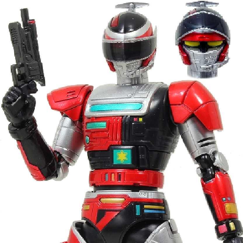 Bandai S.H. Figuarts Esquadrão Especial Winspector Fire action figure