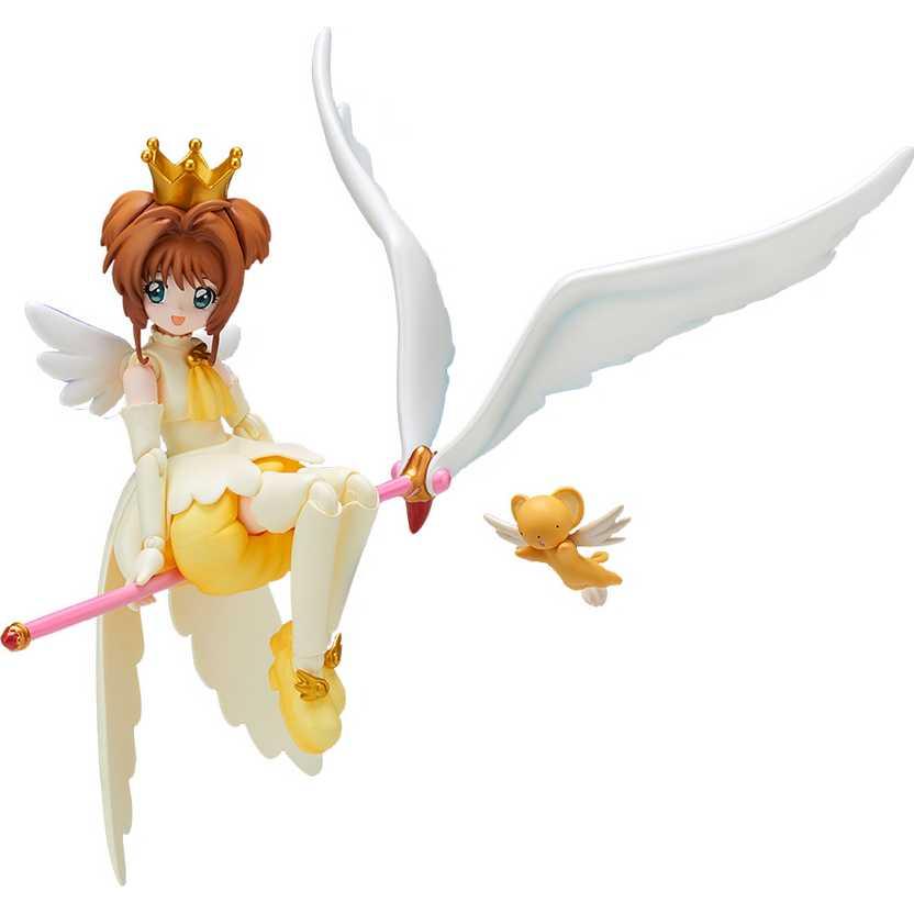 Bandai S.H.Figuarts Sakura Kinomoto / Cardcaptor Sakura + Kero + Báculo