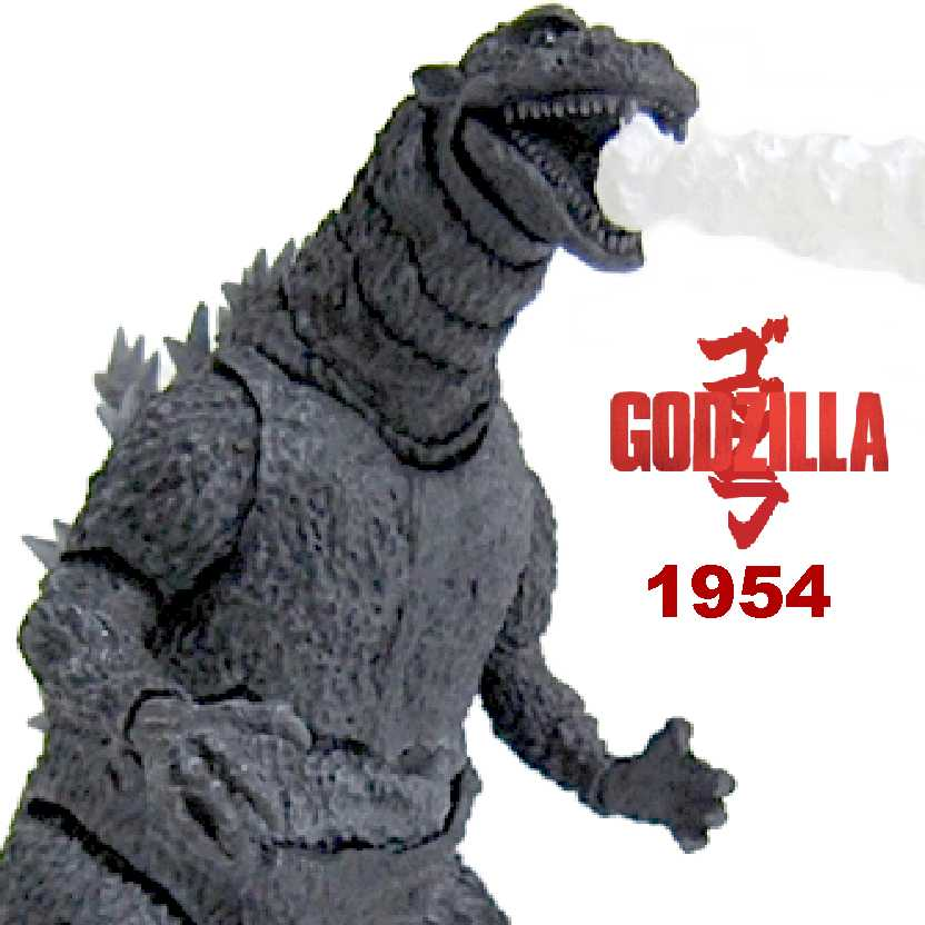 Bandai S.H.MonsterArts Godzilla 1954 action figure