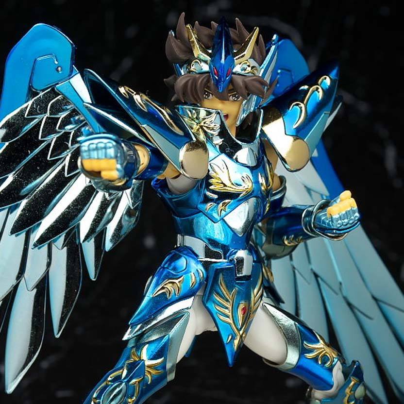 Bandai Seiya de Pegasus V4 God Cloth Myth 10th Anniversary - Saint Seiya action figure