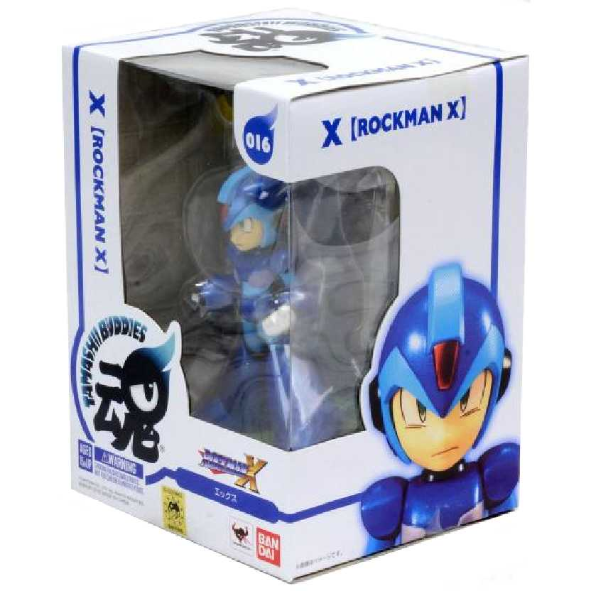 Bandai Tamashii Buddies 016 (Megaman) X Rockman X