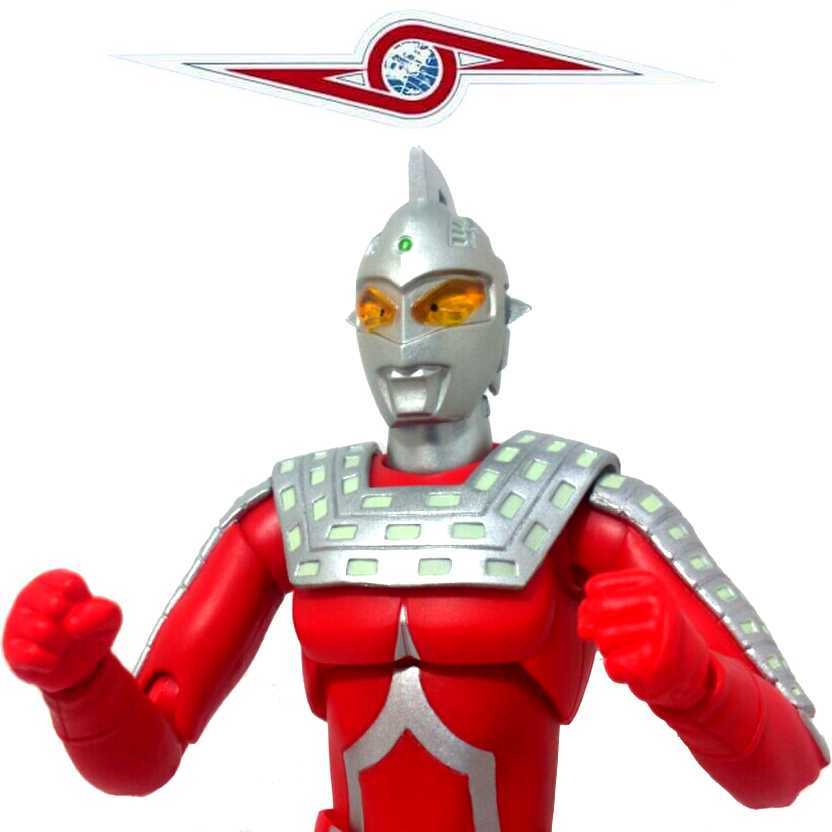 Bandai Ultra-Act Ultraseven versão 2.0 (Ultra Seven) Action Figure