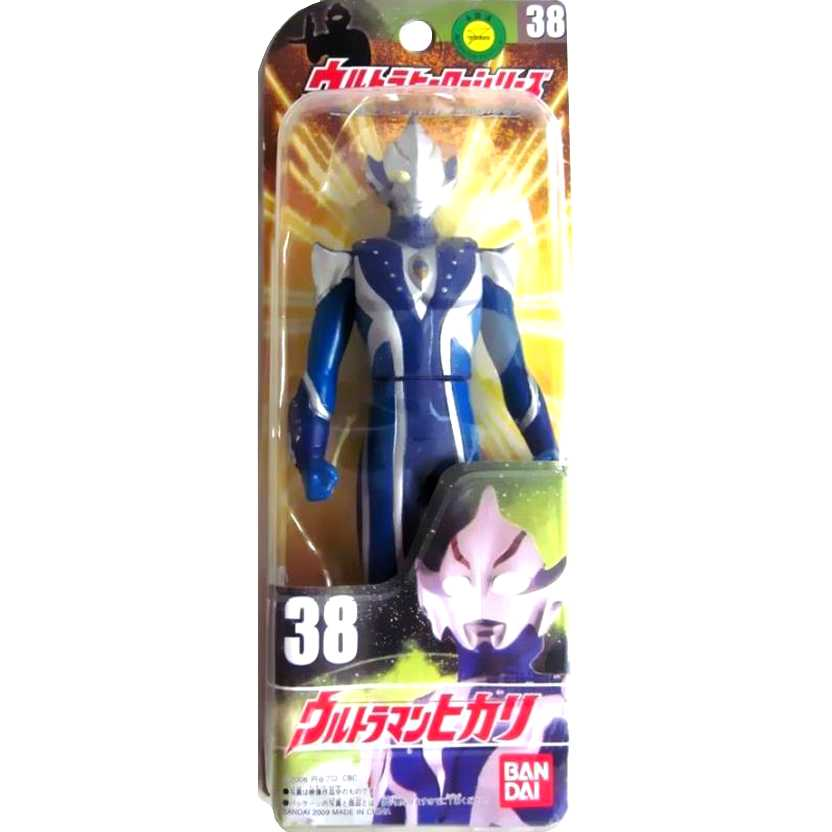 Bandai Ultra Hero series 38 Ultraman Hikari action figure