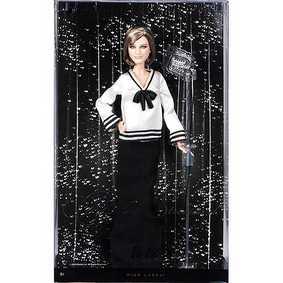 Barbara Streisand - Pink Label - Boneca Barbie Barbra Streisand
