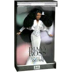 Barbie Diana Ross - Bob Mackie