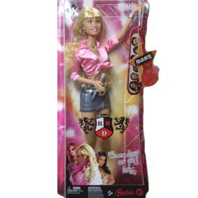 Barbie Rebelde Mia (Anahi)