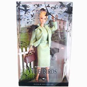 Barbie The Birds - Os Pássaros (Alfred Hitchcock)