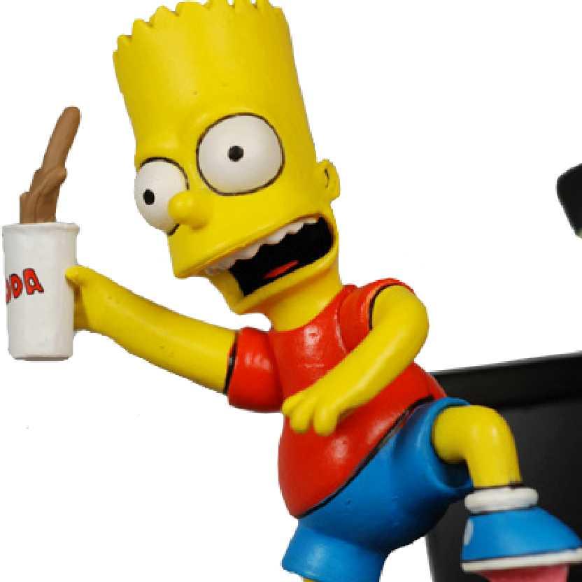 Bart Filme (lacrado) McFarlane Bonecos Colecionáveis