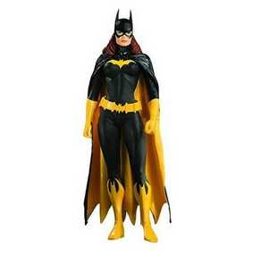 Batgirl Alex Ross 8 (aberto)