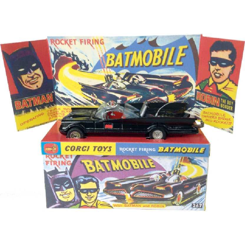 Batmóvel Corgi Toys (1966) Batmobile Corgi escala 1/43