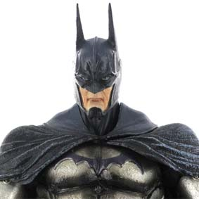 Batman Arkham Asylum Play Arts Kai Square Enix - Batman Armored