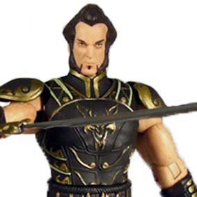 Batman Arkham City Ra s Al Ghul DC Direct action figures