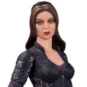 Batman Arkham City Série 4 Talia Al Ghul Dc Collectibles Action Figures