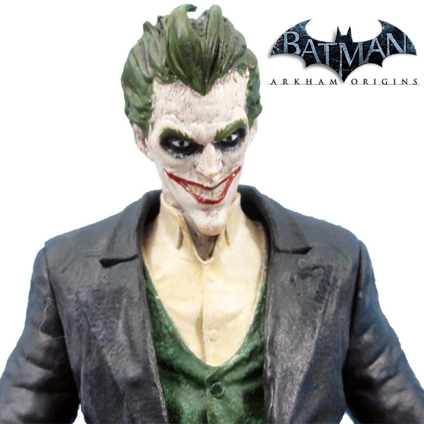 Batman Arkham Origins series 1 Joker - Coringa DC Collectibles Action Figures