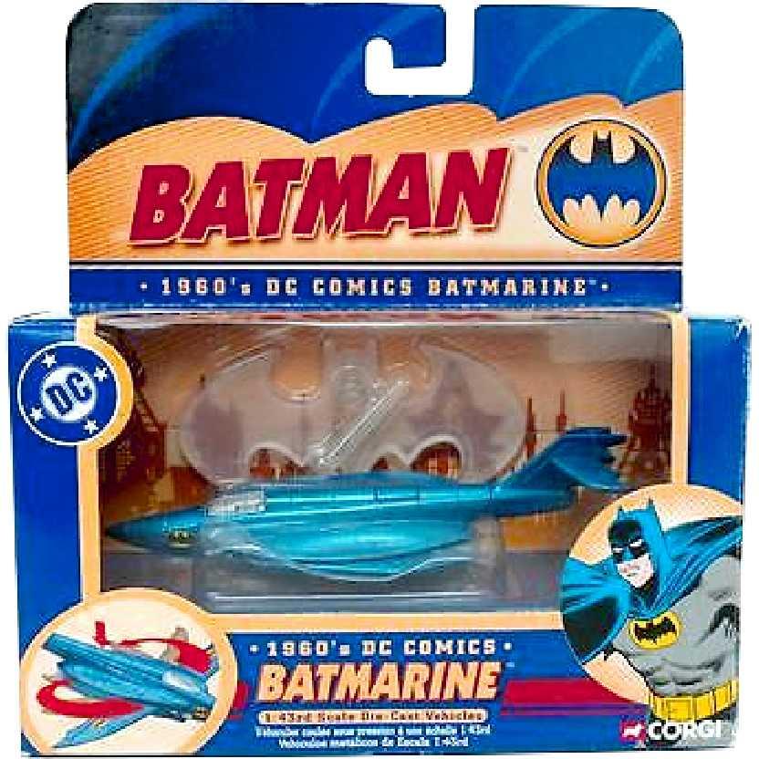 Batman Batmarine (1960) DC Comics marca Corgi Toys escala /43