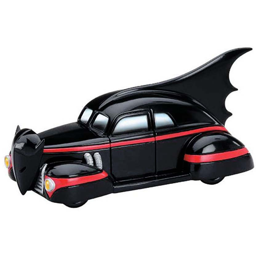 Batmobile 1940 DC Comics Batmóvel escala 1/43 Raridade