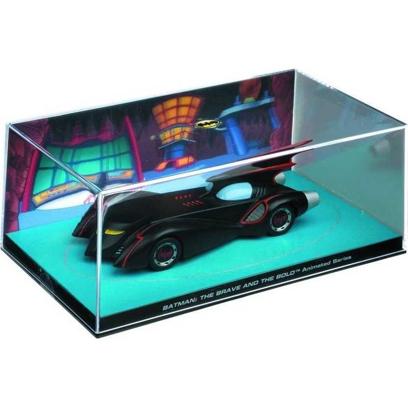 Batmobile Batman: The Brave and The Bold animated series - Automobilia Eaglemoss Num. 14