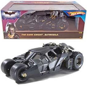 Batmobile Dark Knight / Batmovel (O Cavaleiro das Trevas)