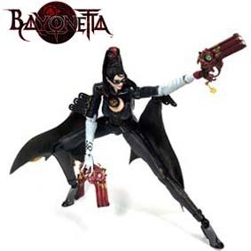 Bayonetta Bonecos de Jogos Square Enix Play Arts Kai Action Figures