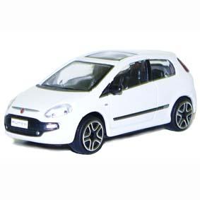Bburago Fiat Punto EVO escala 1/43