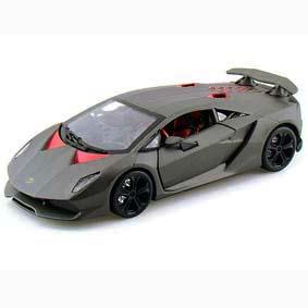 Bburago Lamborghini Sesto Elemento escala 1/24