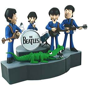 Beatles Cartoon Box (série 1)