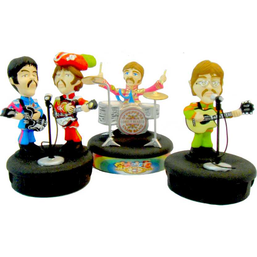 Beatles Sgt. Peppers com instrumentos