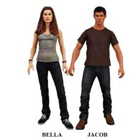 Bella e Jacob - Crepúsculo 2 - Lua Nova (aberto)