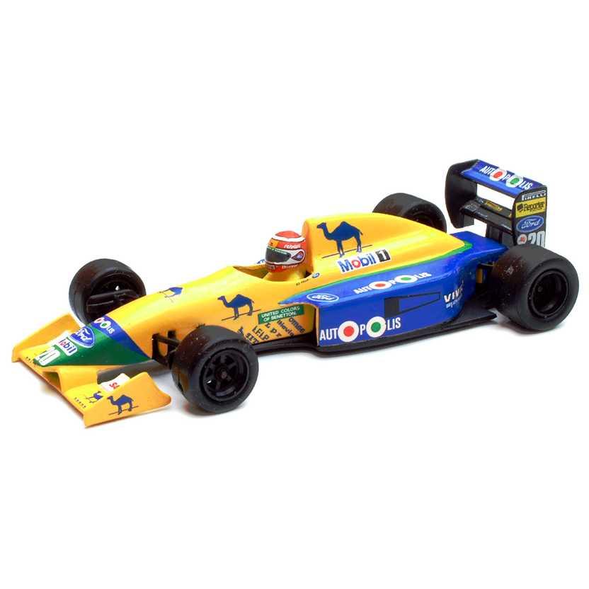 Benetton Ford B191 Nelson Piquet (1991) marca Onyx escala 1/43