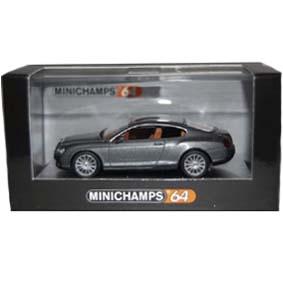 Bentley Continental GT ( 2008 ) Minichamps escala 1/64 640139600