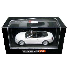 Bentley Continental GT Cabriolet ( 2007 ) Minichamps escala 1/64 640139030