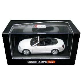 Bentley Continental GT Cabriolet ( 2007 ) Minichamps escala 1/64 640139030