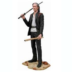 Bill (aberto) Boneco David Carradine do seriado Kung Fu