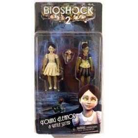 Bioshock 2 - Little Sister e Eleanor Lamb (series 2)