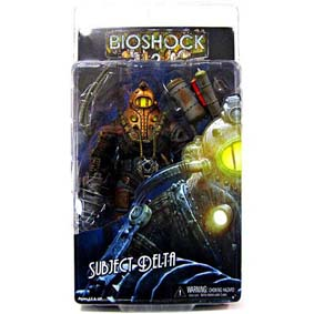 Bioshock 2 - Subject Delta (series 2)