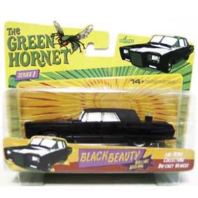 Black Beauty Carro da série da TV O Besouro Verde com Bruce Lee (Kato)