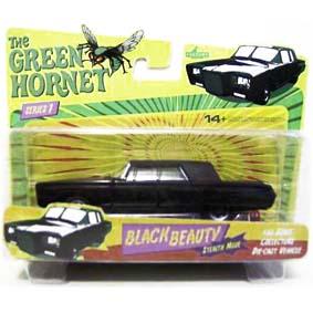 Black Beauty Stealth Mode Carro da série da TV O Besouro Verde
