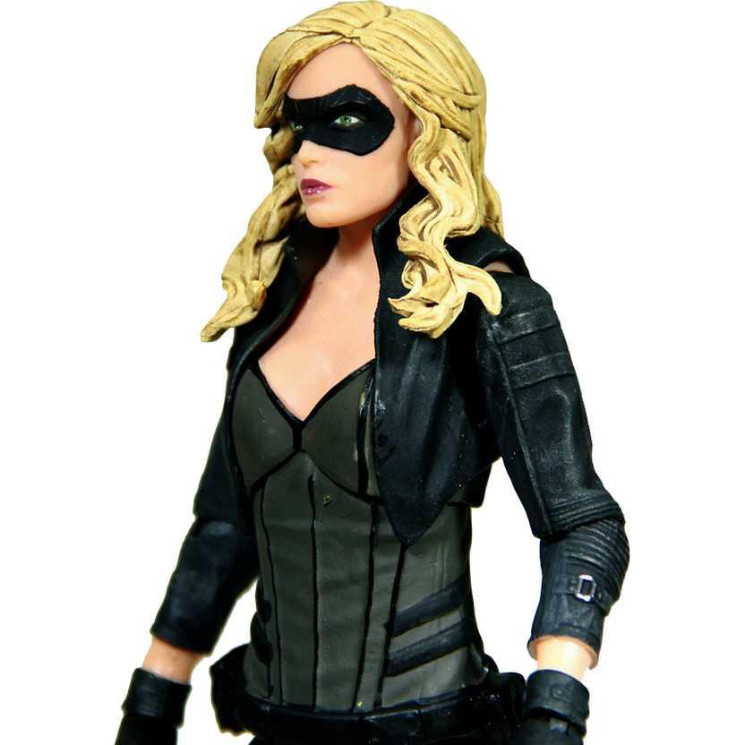 Black Canary (Canário Negro) - Arrow TV Series (Arqueiro Verde) Bonecos DC Collectibles