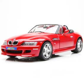 BMW escala 1/18 Bburago :: BMW M Roadster (1996)