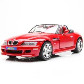 BMW escala 1/18 Bburago :: BMW M Roadster (1996)